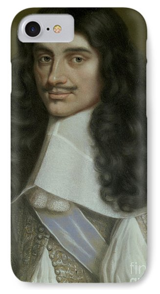 Charles II IPhone Case by Wallerant Vaillant
