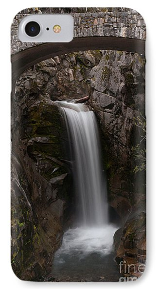 Christine Falls Serenity Phone Case by Mike Reid