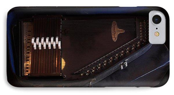 Chroma Harp Phone Case by Viktor Savchenko