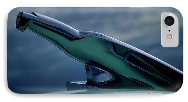 Chrome Eagle Phone Case by Douglas Pittman