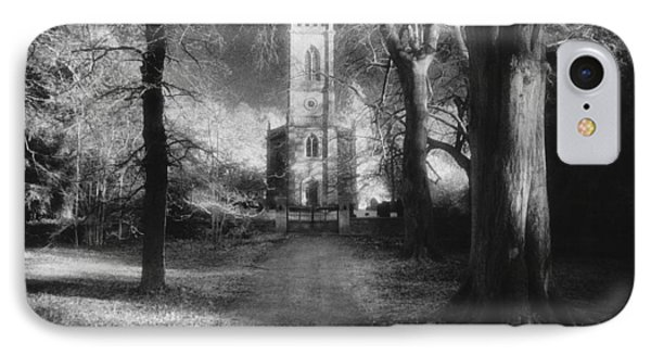 Church Of St Mary Magdalene IPhone Case by Simon Marsden