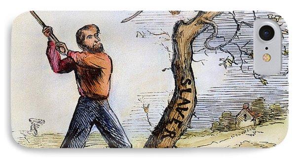 Civil War Cartoon, 1862 Phone Case by Granger