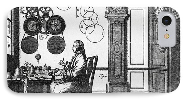 Clockmaker Phone Case by Science Source