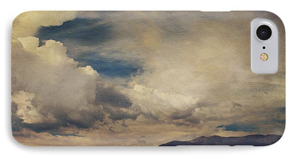 Clouds Please Carry Me Away Phone Case by Laurie Search
