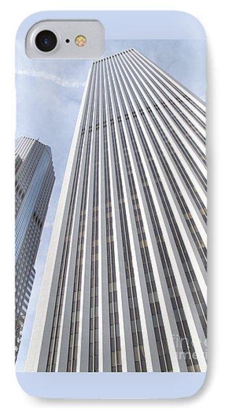 Cloudscraper Phone Case by Ann Horn