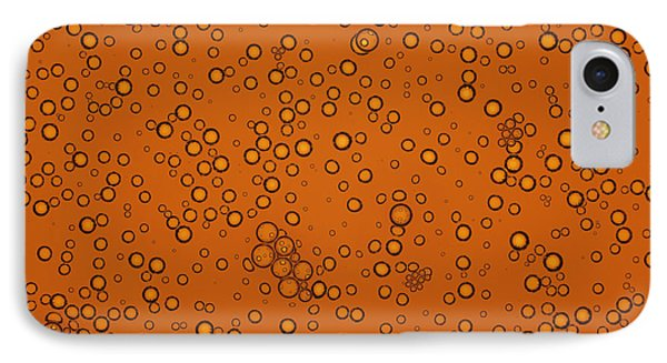 Cola Bubbles Phone Case by Kevin Curtis
