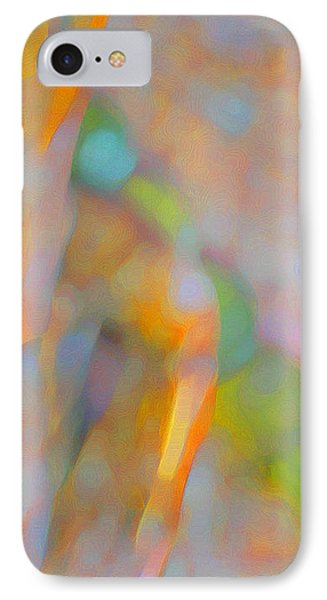 IPhone Case featuring the digital art Comfort by Richard Laeton