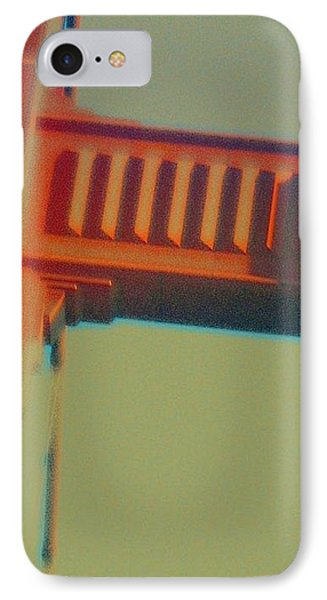 IPhone Case featuring the digital art Coming In by Richard Laeton