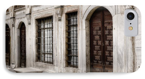 Concubine  Court IPhone Case by Joan Carroll