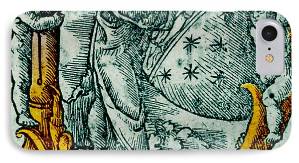 Creation Giunta Pontificale 1520 Phone Case by Science Source