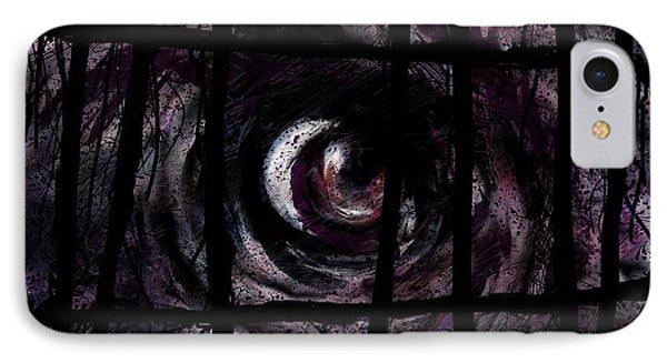 Creature Phone Case by Rachel Christine Nowicki