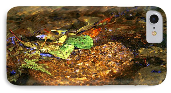 Creekside IPhone Case by Sharon Talson