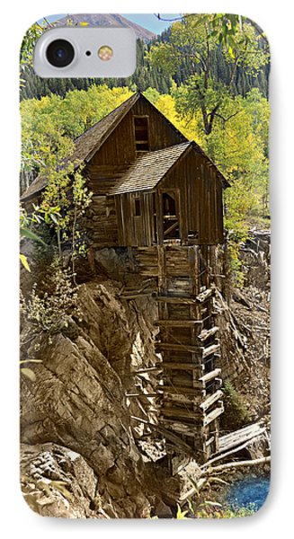 Crystal Mill 1 Phone Case by Marty Koch