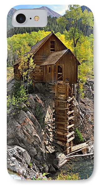 Crystal Mill 4 Phone Case by Marty Koch