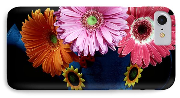 Daisy Can Phone Case by John Rizzuto