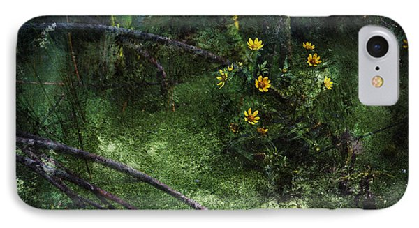 Deep Into Nature Phone Case by Bonnie Bruno