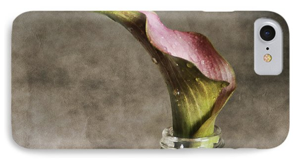 Dew Of A Lily Phone Case by Darren Fisher