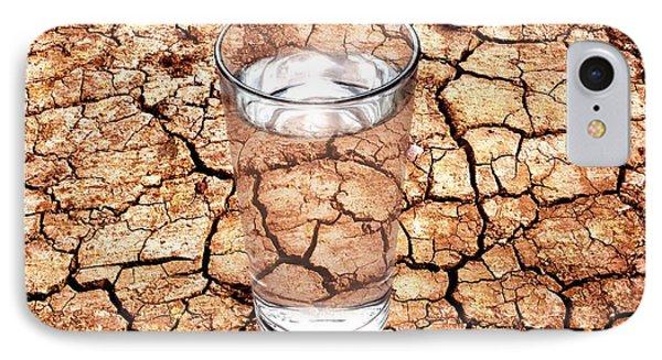 Drought Phone Case by Victor De Schwanberg