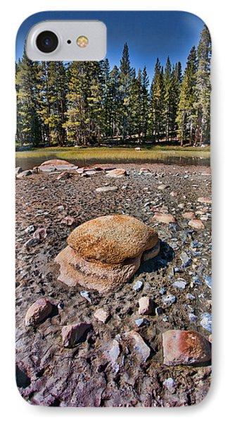 Dry Lake Phone Case by Bonnie Bruno