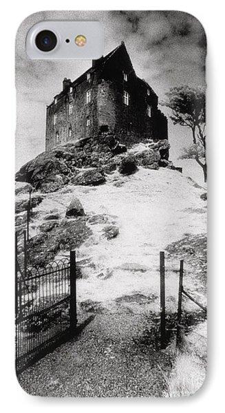 Duntroon Castle IPhone Case by Simon Marsden
