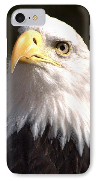 Eagle Eye Phone Case by Marty Koch
