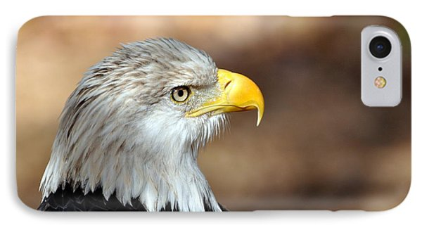 Eagle Right Phone Case by Marty Koch