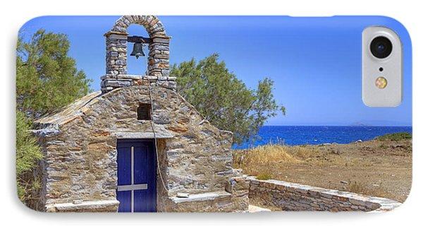 east coast Naxos Phone Case by Joana Kruse