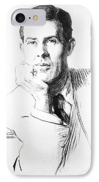 Edmund Clerihew Bentley Phone Case by Granger