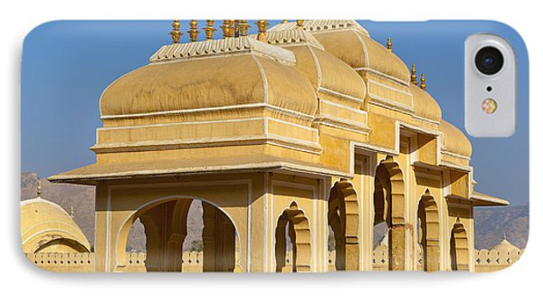 Elaborate Arch Structures In India Phone Case by Inti St. Clair