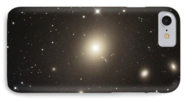 Elliptical Galaxy Messier 87 Phone Case by Robert Gendler