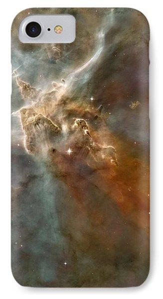 Eta Carinae Nebula, Hst Image Phone Case by Nasaesan. Smith (university Of California, Berkeley)hubble Heritage Team (stsclaura)