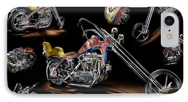 Evel Knievel Harley Davidson Chopper Photograph By Frank
