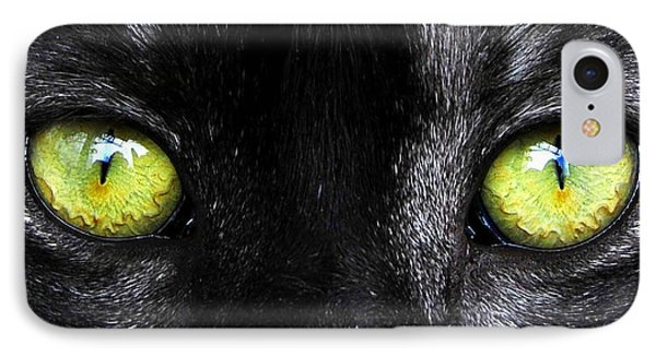 Eyes Phone Case by David Lee Thompson