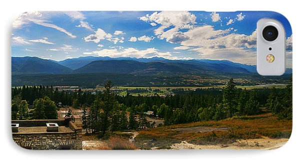 Fairmont Hot Springs Bc Phone Case by JM Photography