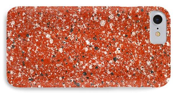 Fake Granite IPhone 7 Case by Henrik Lehnerer