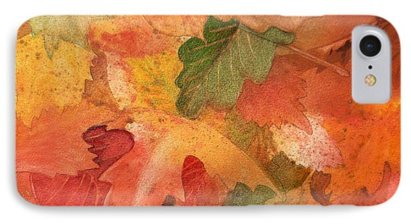 Fall Impressions II IPhone Case by Irina Sztukowski