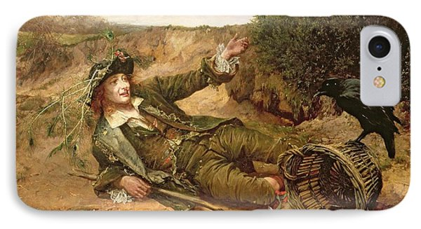 Fallen By The Wayside Phone Case by Edgar Bundy