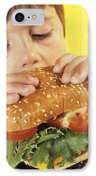 Fast Food Phone Case by Ian Boddy
