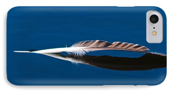 Feather Phone Case by Mitch Shindelbower