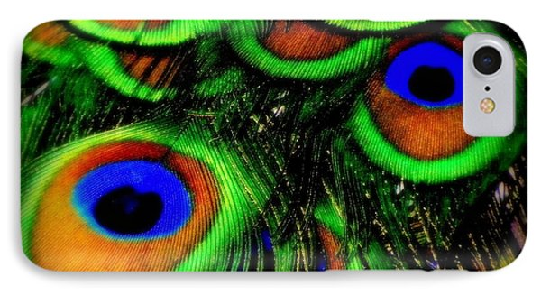 Feathers Phone Case by Karen Wiles