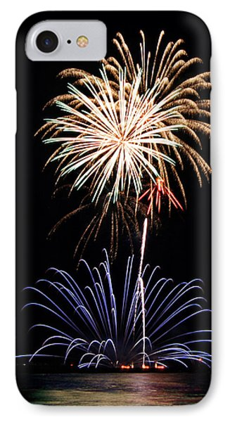 Fireworks  Abound Phone Case by Bill Pevlor