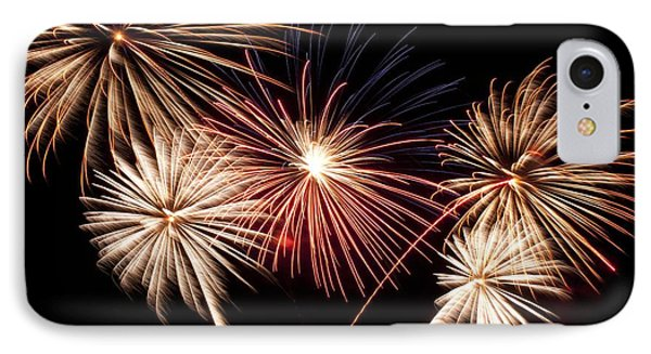 Fireworks IPhone Case by Scott Wood