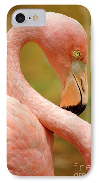 Flamingo Phone Case by Carlos Caetano