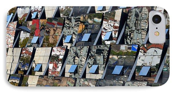 Fragmented Guggenheim Museum Bilbao Phone Case by RicardMN Photography