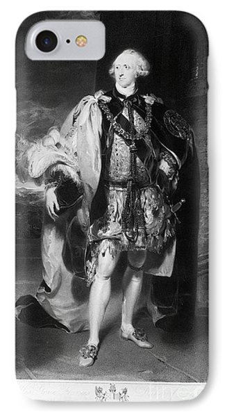 Francis Osborne (1751-1799) Phone Case by Granger