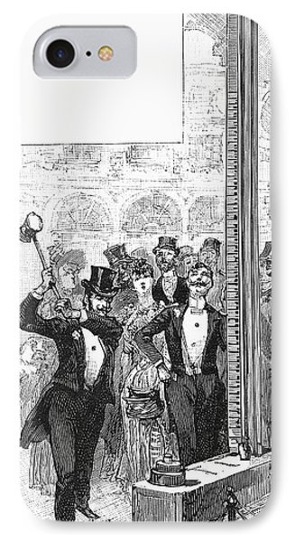 French Fair, 1889 Phone Case by Granger