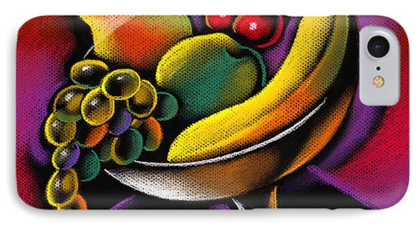 Fruits IPhone Case by Leon Zernitsky