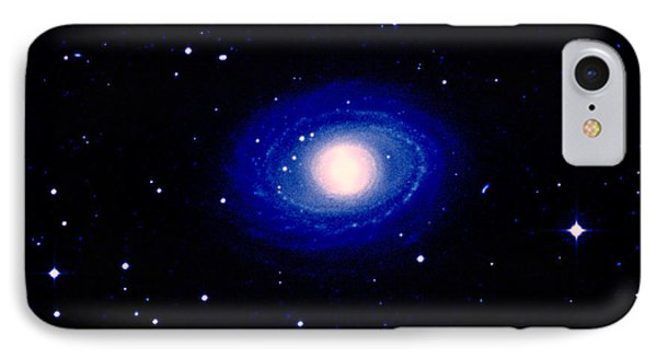 Galaxy Ngc 1398 Phone Case by Celestial Image Co.