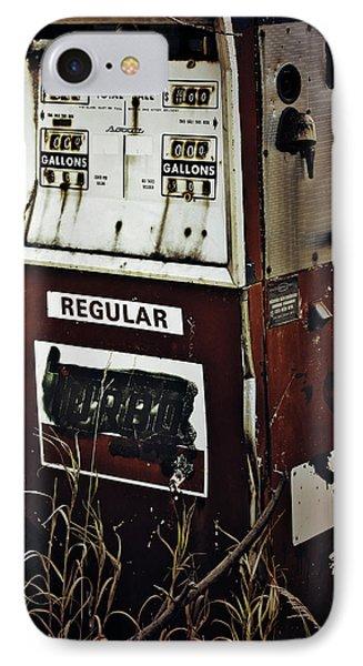 Gaspump  Phone Case by Jerry Cordeiro