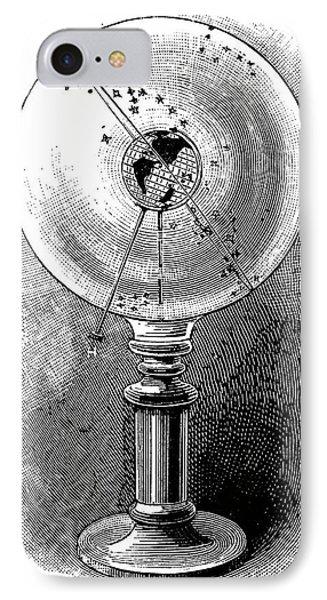 Geodoscope, 19th Century Phone Case by